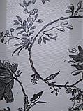 Рулонные шторы Романтик черный, фото 2