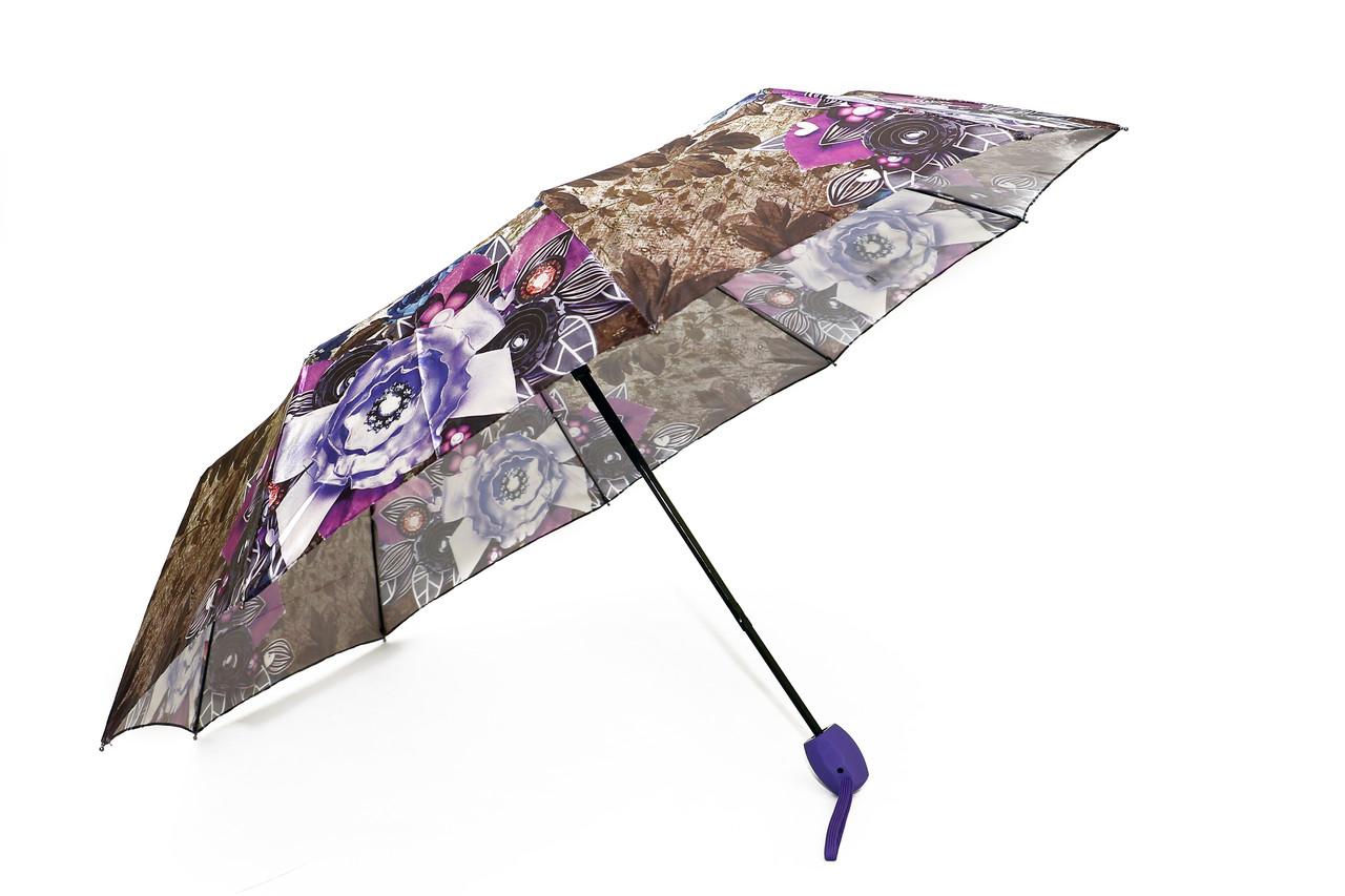 Зонт складной Max Comfort полуавтомат Разноцветный (MR-3051-1(3))