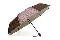 Зонт складной PoPular автомат Коричневый (MR-948-4)