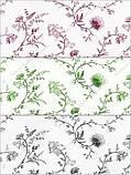 Рулонные шторы Романтик зеленый, фото 5