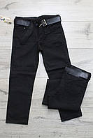 Катоновые брюки для мальчиков. 5- 6 лет.