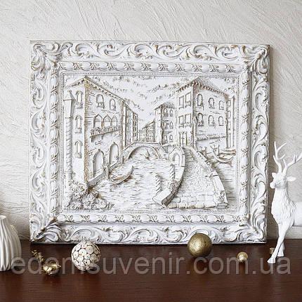 Панно Венеция мостик золото, фото 2