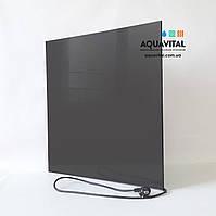 Керамическая отопительная панель Opal 375 Climat, цвет чёрный, с терморегулятором
