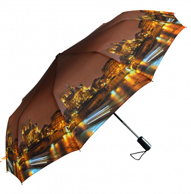 Зонт складной Mario umbrellas полуавтомат Разноцветный (MR-145-7)