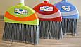 Веник пластиковый для уборки, Prestij El Fırçası,Irak Plastik, Турция, фото 2