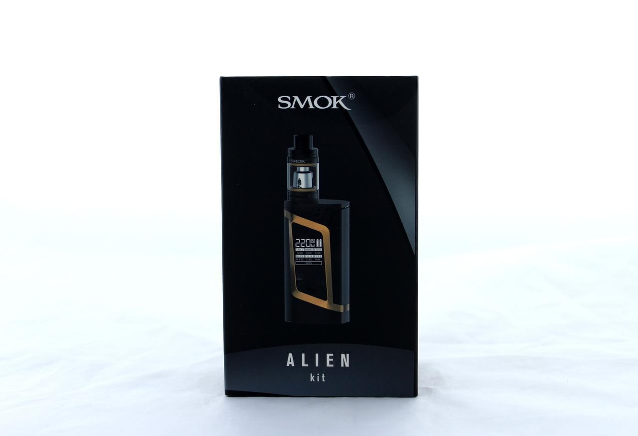 Электронная сигарета / вейп SMOK Alien Kit 220W /Смок Алиен