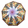 Зонт складной Sunn Rain полуавтомат Разноцветный (MR-1706-6), фото 2