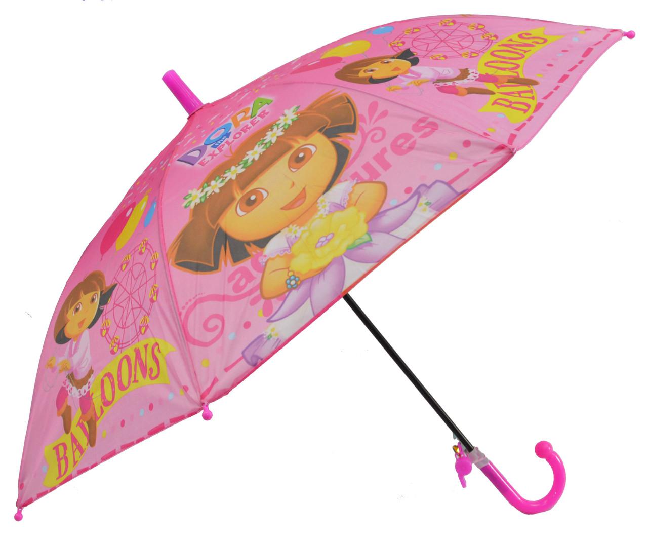 Зонт-трость детский Flagman Разноцветный (MR-705-3)