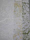 Рулонные шторы Весна зеленый, фото 4