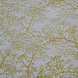 Рулонные шторы Весна зеленый, фото 5