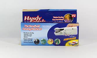 Швейная универсальная машинка ручная FHSM MINI SEWING HANDY STITCH 101