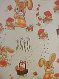 Рулонные шторы Детские Зайчики, фото 4