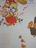 Рулонные шторы Детские Зайчики, фото 3