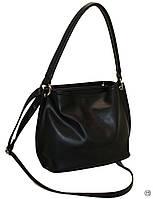 Красива сумка-месенджер середнього розміру у п'яти кольорах.