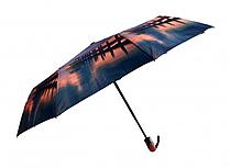 Зонт складной Umbrella автомат Разноцветный (MR-478-1)