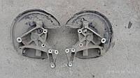 Кулак поворотный задний левый VW passat b7 3C0505433K