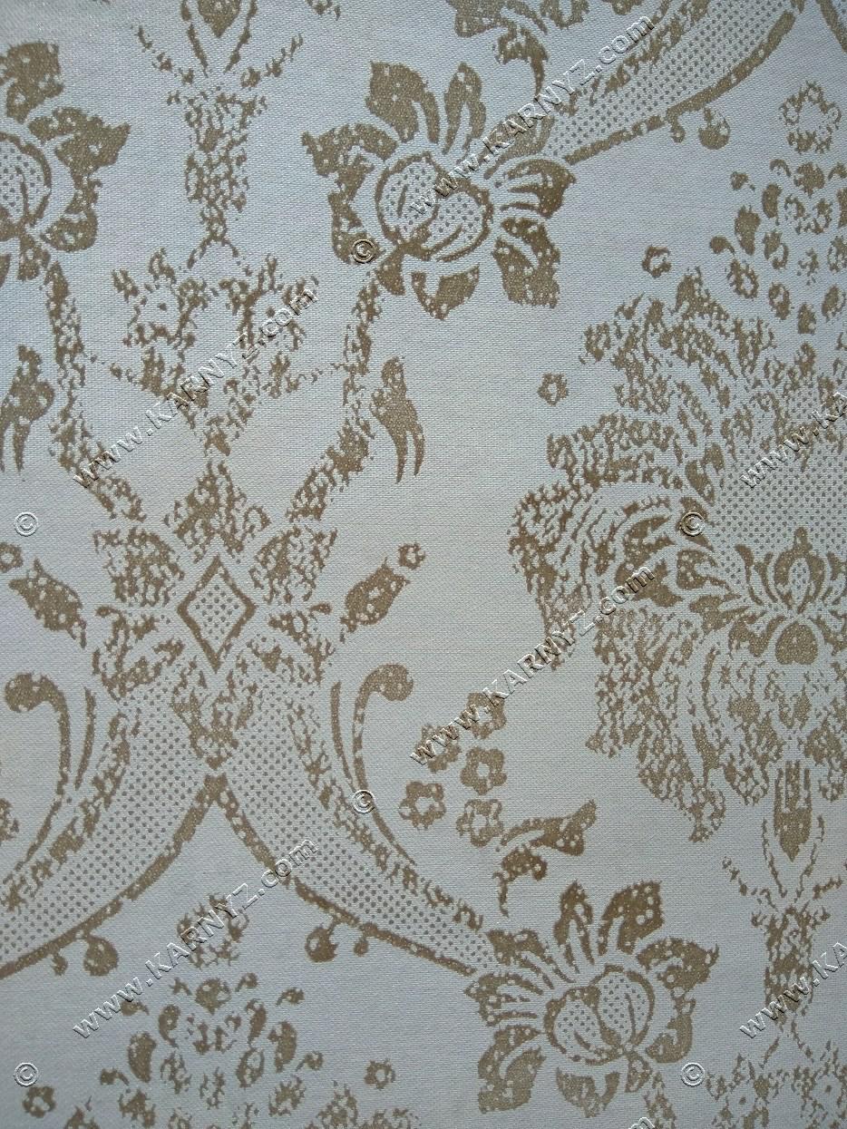 Рулонные шторы Барокко белый
