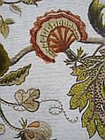 Рулонні штори Богема помаранчевий, фото 2