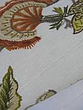 Рулонні штори Богема помаранчевий, фото 3