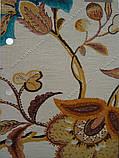 Рулонные шторы Богема синий, фото 2
