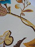 Рулонные шторы Богема синий, фото 3