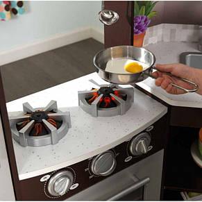 Кухня деревянная Ultimate Espresso KidKraft 53365, фото 3