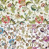 Рулонные шторы Богема фиолетовый, фото 5