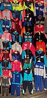 Детские спортивные костюмы для девочек и мальчиков,возраст от  полугода до 46 размера оптом и в розницу S1961