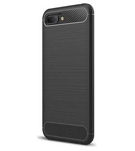 Чохол PRIMO Carbon Fiber Series для Honor 10 - Black