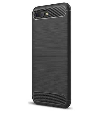 Чехол PRIMO Carbon Fiber Series для Honor 10 - Black