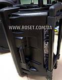 Колонка профессиональная на колесиках + микрофон - SkyRocket BT12A+ 1000W, фото 3