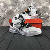 Мужские кроссовки Nike Air Force 270 Grey РЕПЛИКА ААА, фото 1