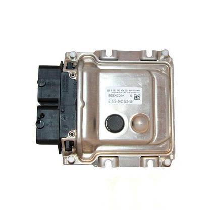 Контроллер системы управления двигателем Bosch 21126-1411020-50, фото 2