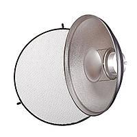 Рефлектор Beauty dish 55cm Prolighting PLBD550