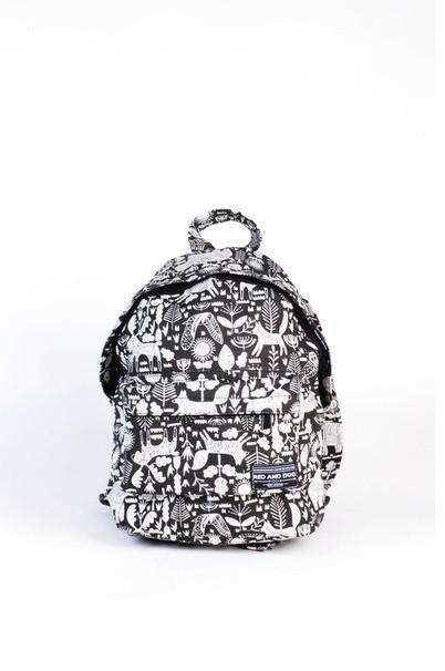 Рюкзак черный  Paul Mishka