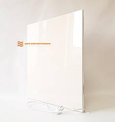 Керамический обогреватель с конвекционными решетками Opal 375 Climat White с терморегулятором