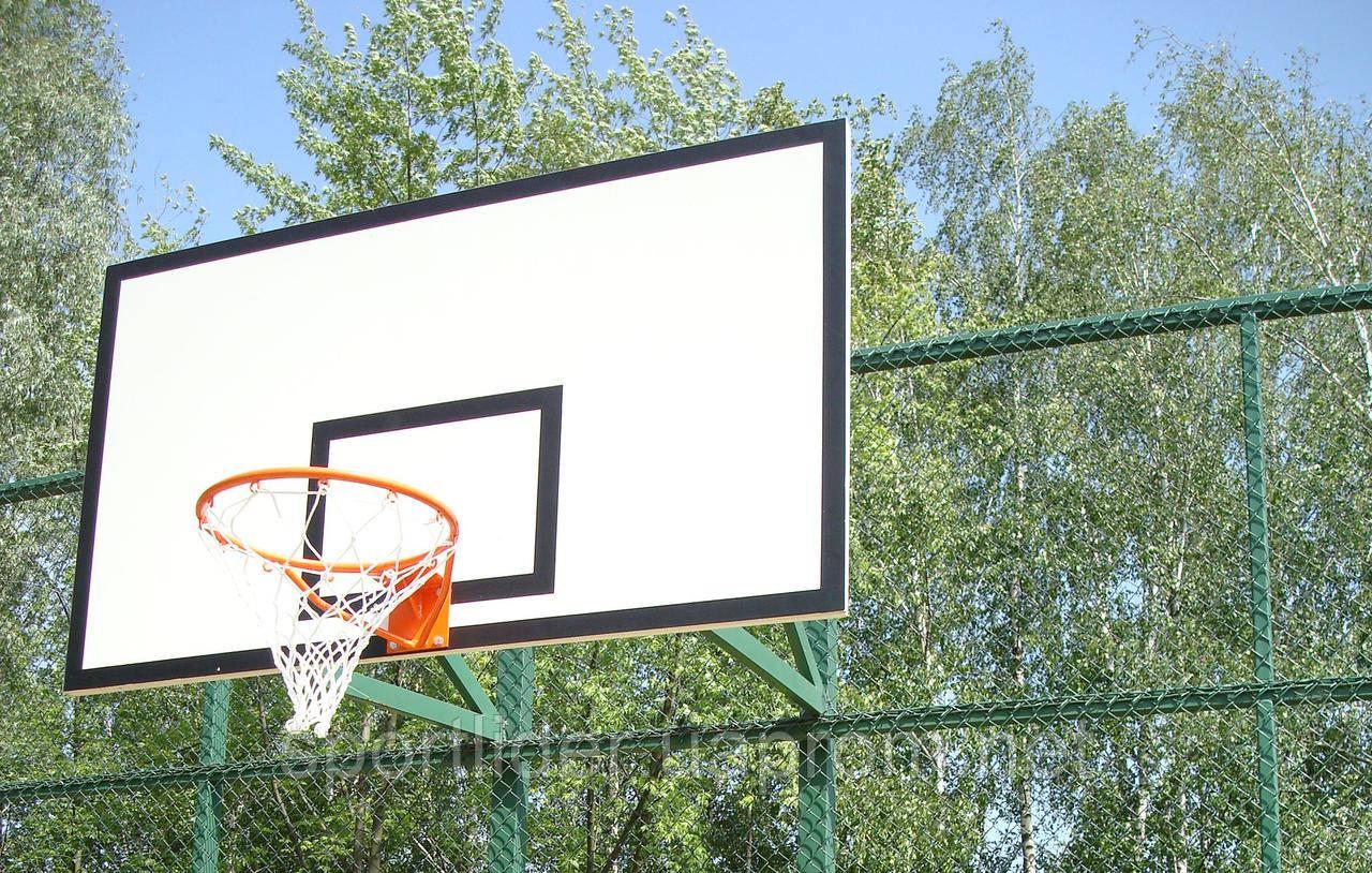 Щит баскетбольный 1800х1050