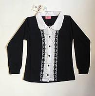 Трикотажная блуза 116-140 см