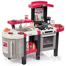 Кухня интерактивная Tefal Super Chef Deluxe Bubble Smoby 311304