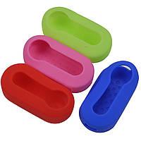 Силиконовые чехлы для автомобилей Fiat Doblo,Fiorino,Punto,500 и пр... Все цвета в наличие, фото 1
