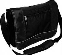 Спортивная сумка, мужская, на плечо Onepolar W308-black чёрный