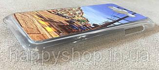 Пластиковый чехол для Samsung Galaxy J5 2015 (J500) (Road), фото 3