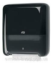Диспенсер для полотенец в рулонах Tork Matic автоматический черный