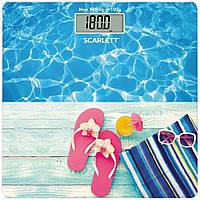 Весы напольные Scarlett SC-BS33E058