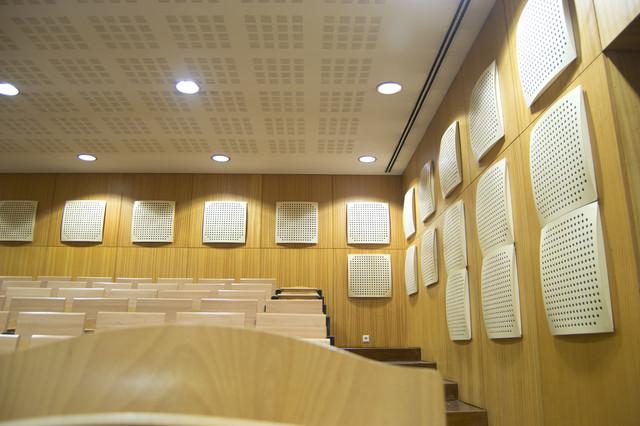 Vicoustic Omega Wood звукопоглощающаяиотражающая панель