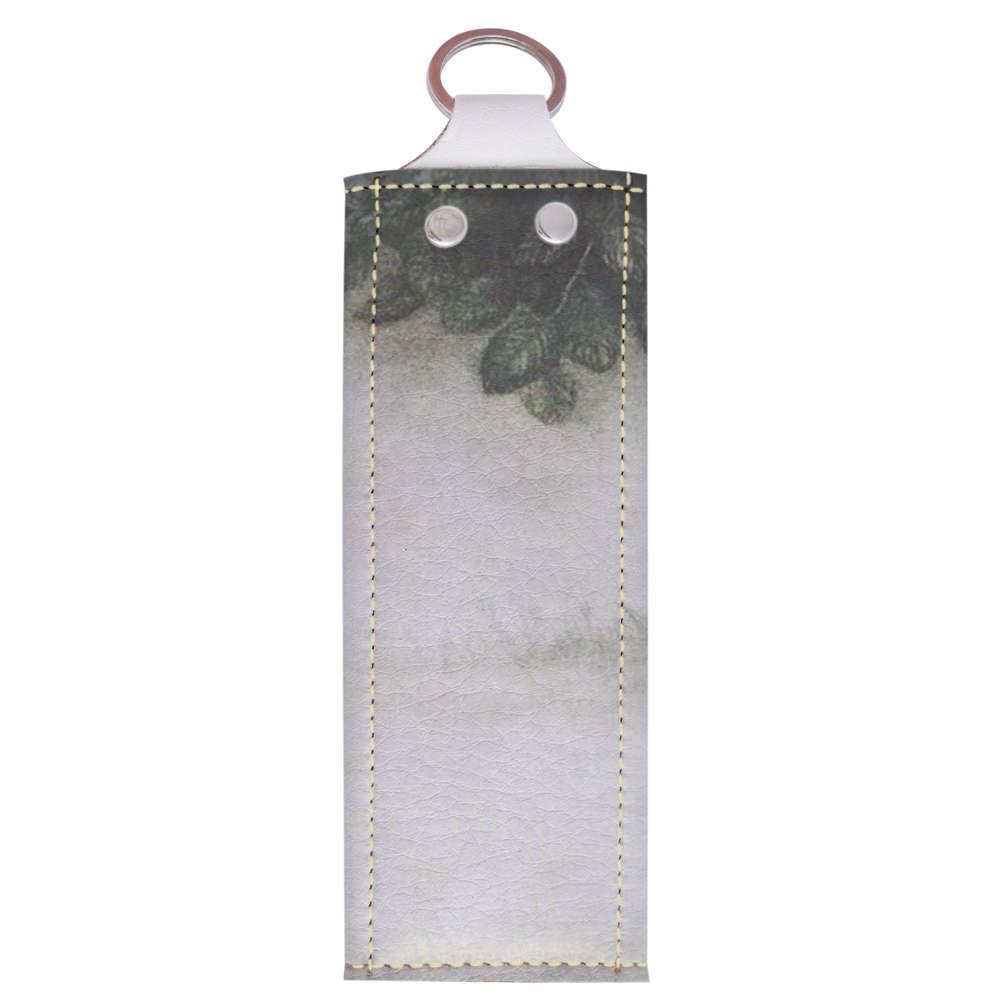 Ключница 1.0 Fisher Gifts 39 Ежик в тумане (эко-кожа)