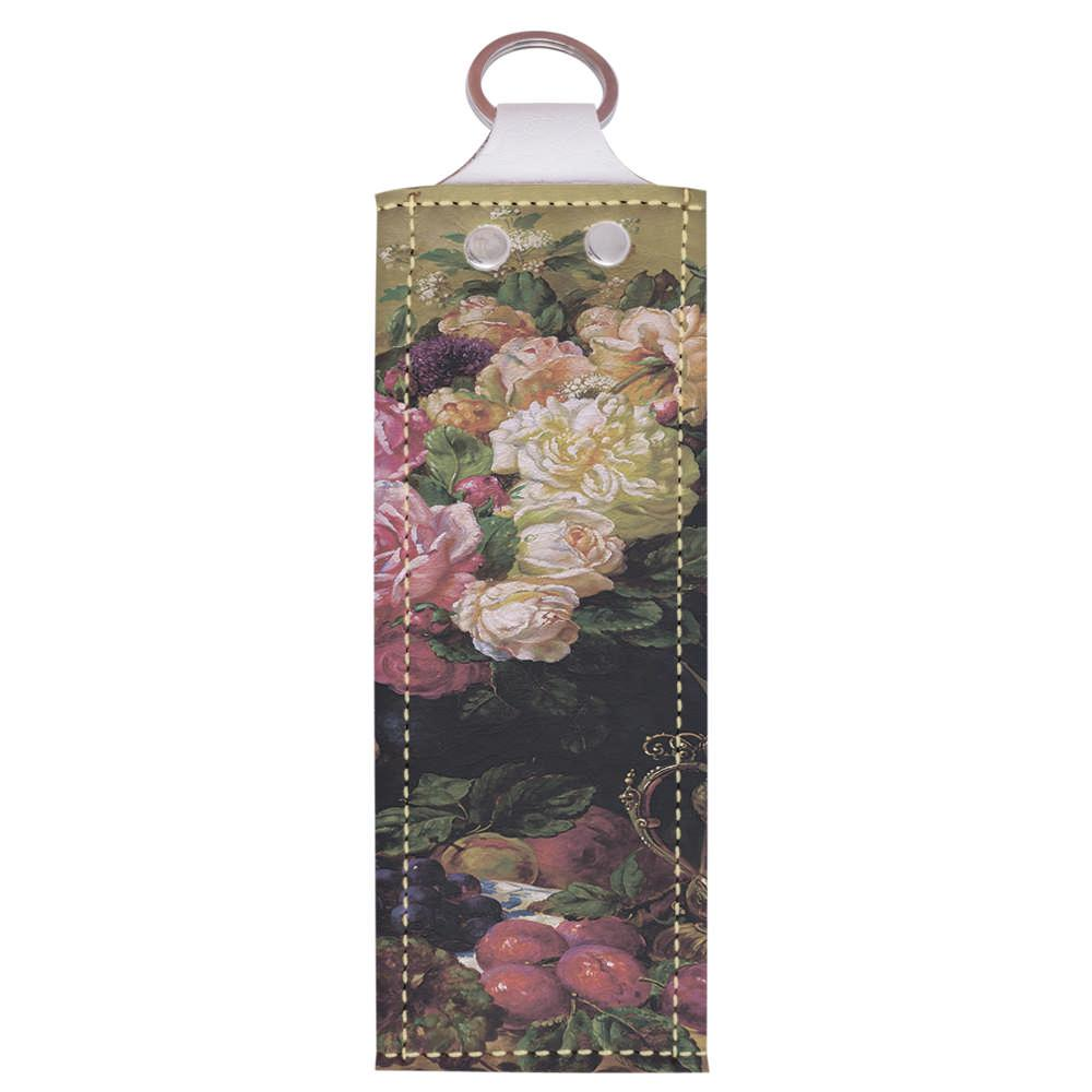 Ключница 1.0 Fisher Gifts 262 Букет весенних цветов (эко-кожа)