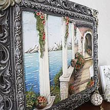 Панно Итальянский дворик цветное, фото 3