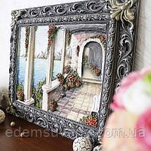 Панно Итальянский дворик цветное, фото 2