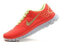 Женские беговые кроссовки Nike Free 4.0 V2 Р. 37,5 (23,5см), фото 1